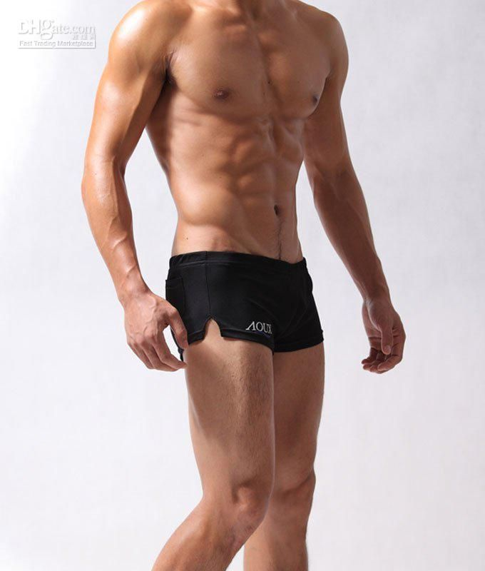 beabb46a5c Wholesale /AQUX/super cool /tight sexy men's GYM amp;run pants /shorts/black  color, Free shipping, $8.71-14.15/Piece | DHgate