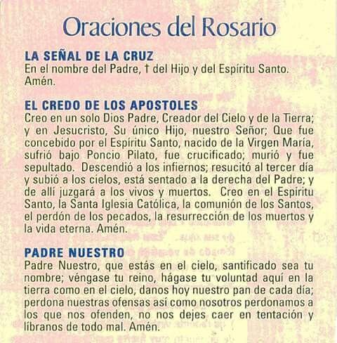 Pin De Rosana En Catequesis Rezar El Rosario Oraciones Del Rosario Rosarios