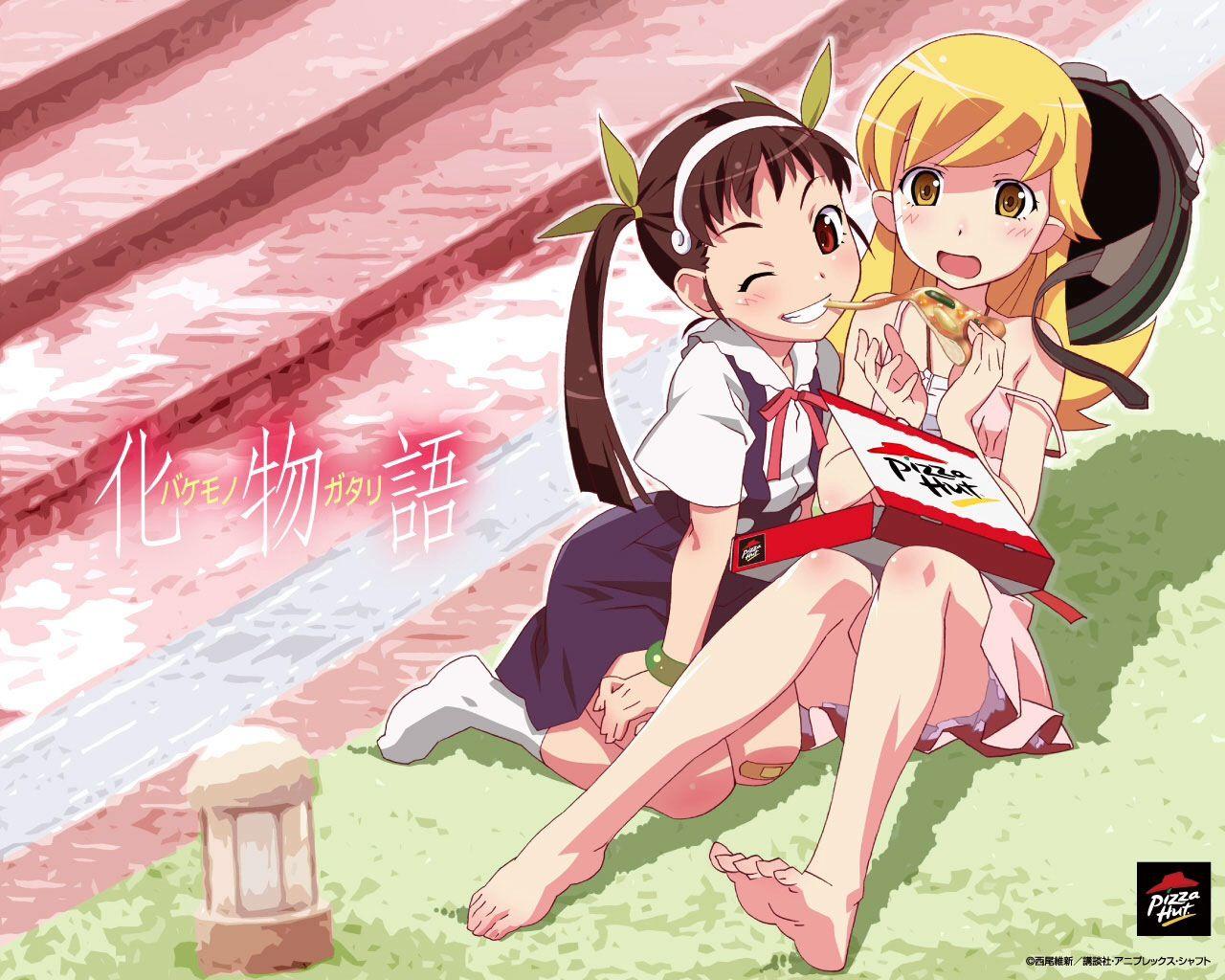 Bakemonogatari おしゃれまとめの人気アイデア Pinterest Maou Maru