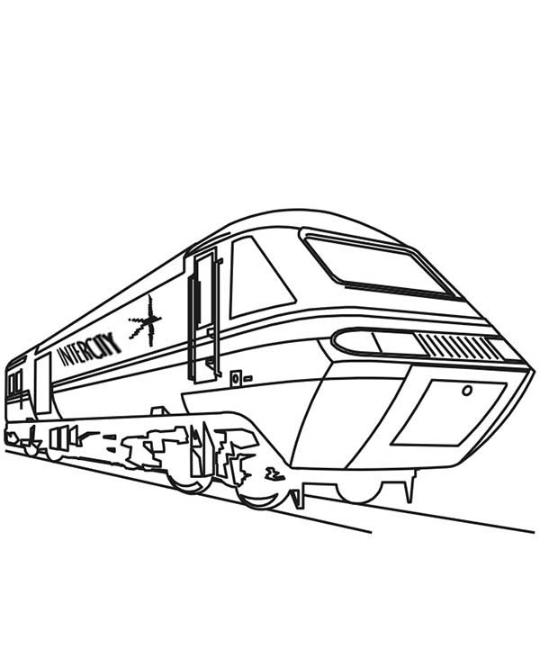 Amazing Speed Of Train Coloring Page Color Luna Train Coloring Pages Coloring Pages Train