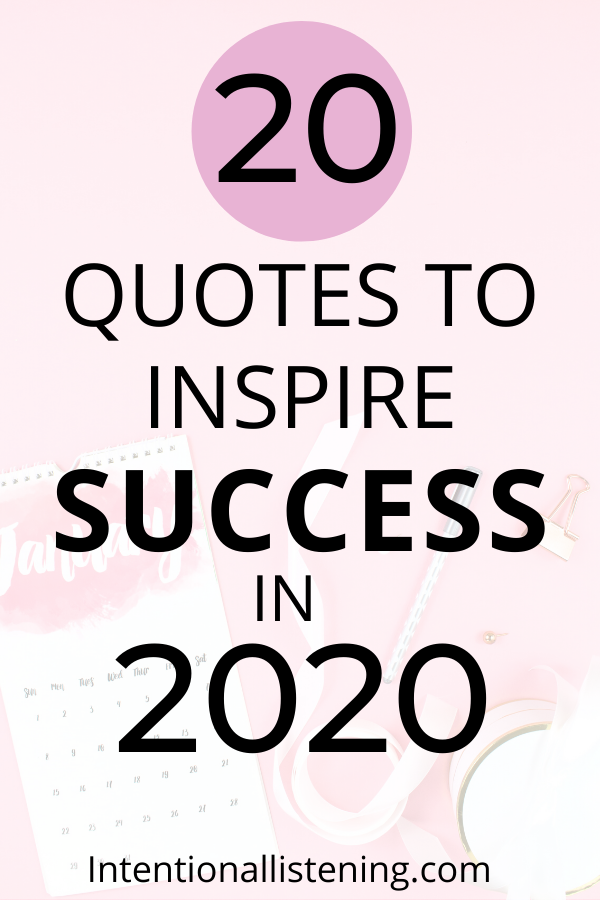 motivational and inspirational quotes for success in