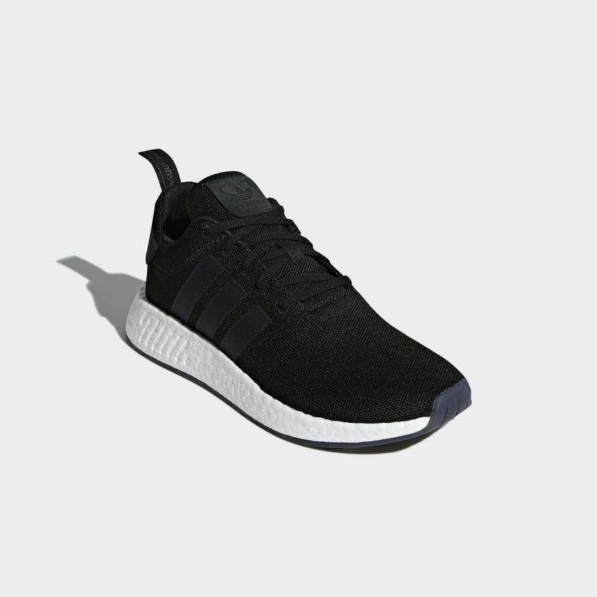 adidas NMD_R2 Shoes - Black | adidas