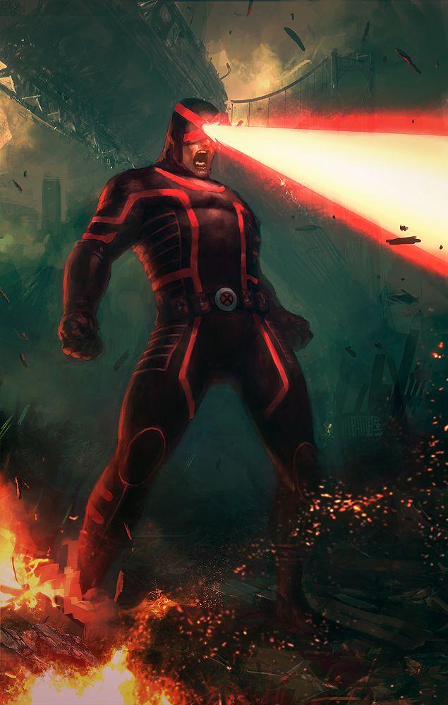 80 Epic X Men Art Cyclops Marvel Marvel Comics Art Marvel