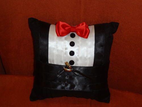Ring bearer pillow ebay wedding stuff pinterest ring pillows wedding ring pillows ebay junglespirit Choice Image