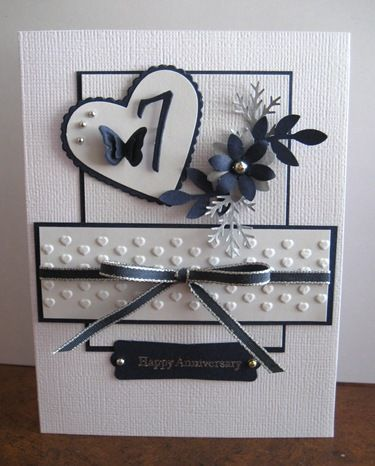 Wedding Card Good Picture Embossed Cards Anniversary Cards