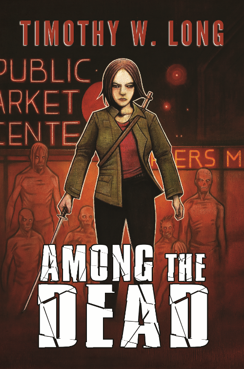Among the Dead Review Zombies books