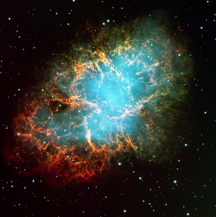 About A Thousand Years Ago A Star Exploded