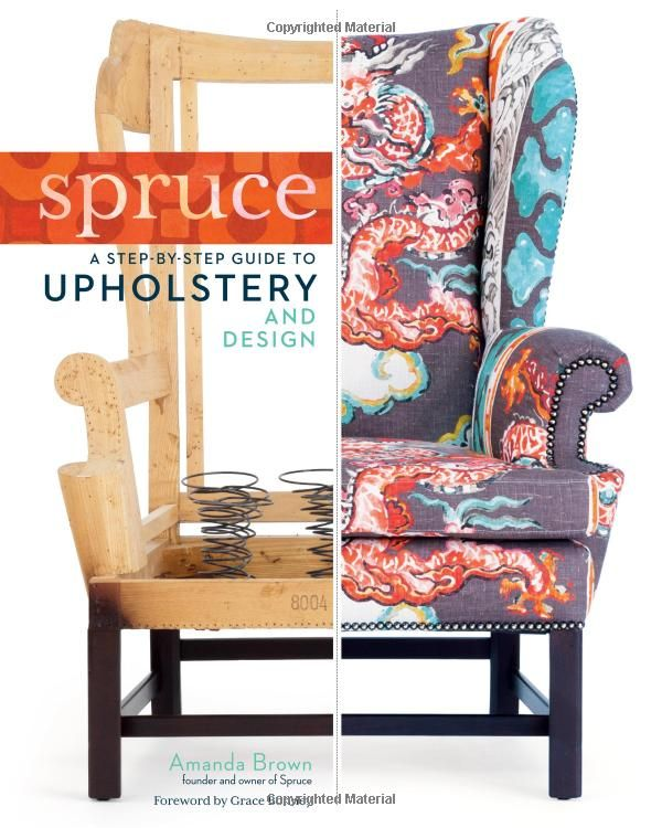 step-by-step upholstery