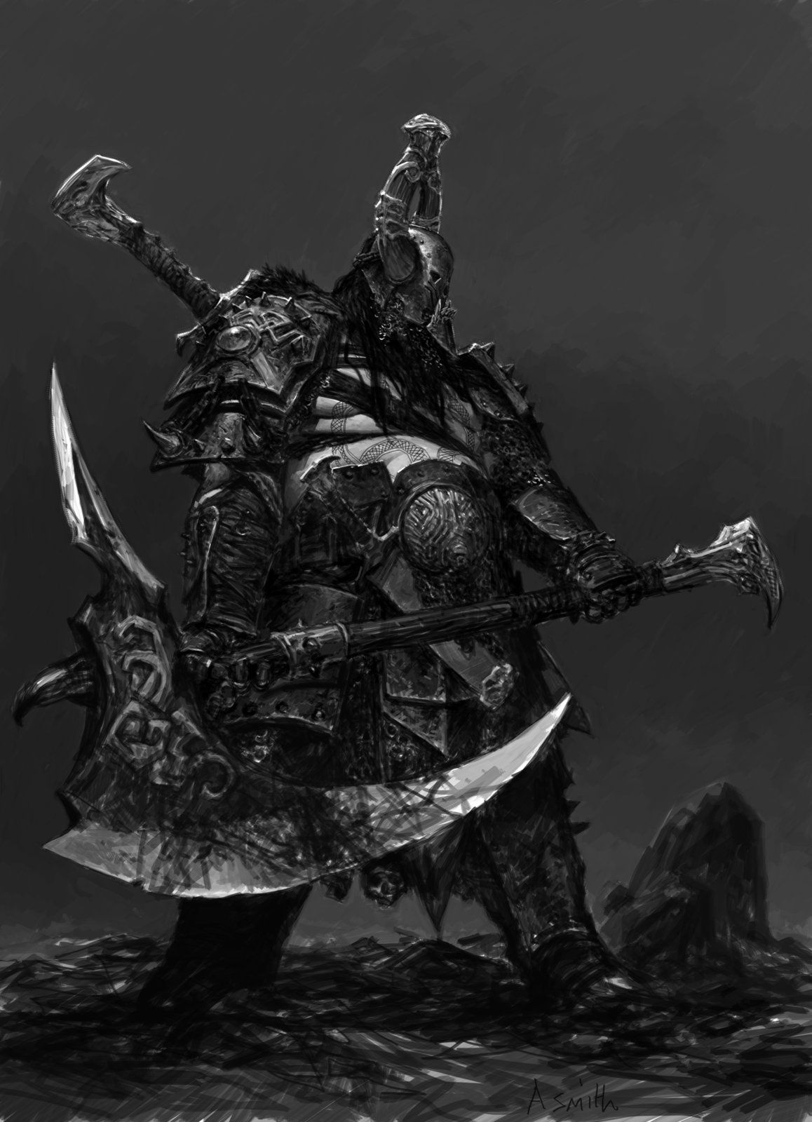 HATE lord10, adrian smith on ArtStation at http://www.artstation.com/artwork/hate-lord10