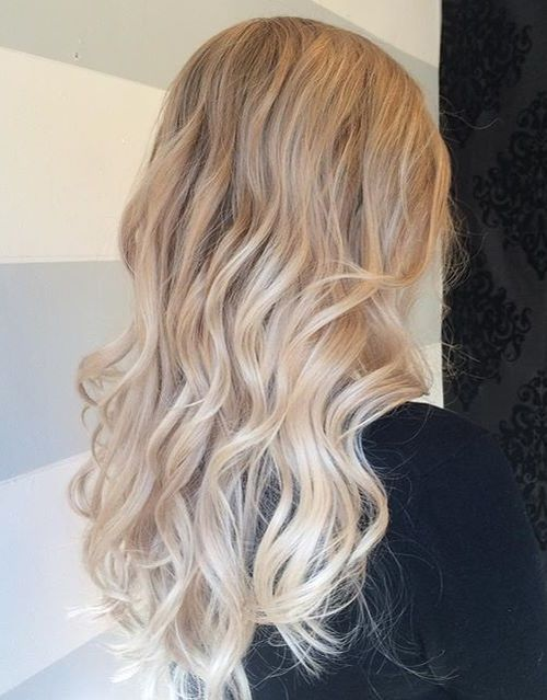 50 Ideen Fur Die Blonde Haarfarbe Fur Die Aktuelle Saison Beste