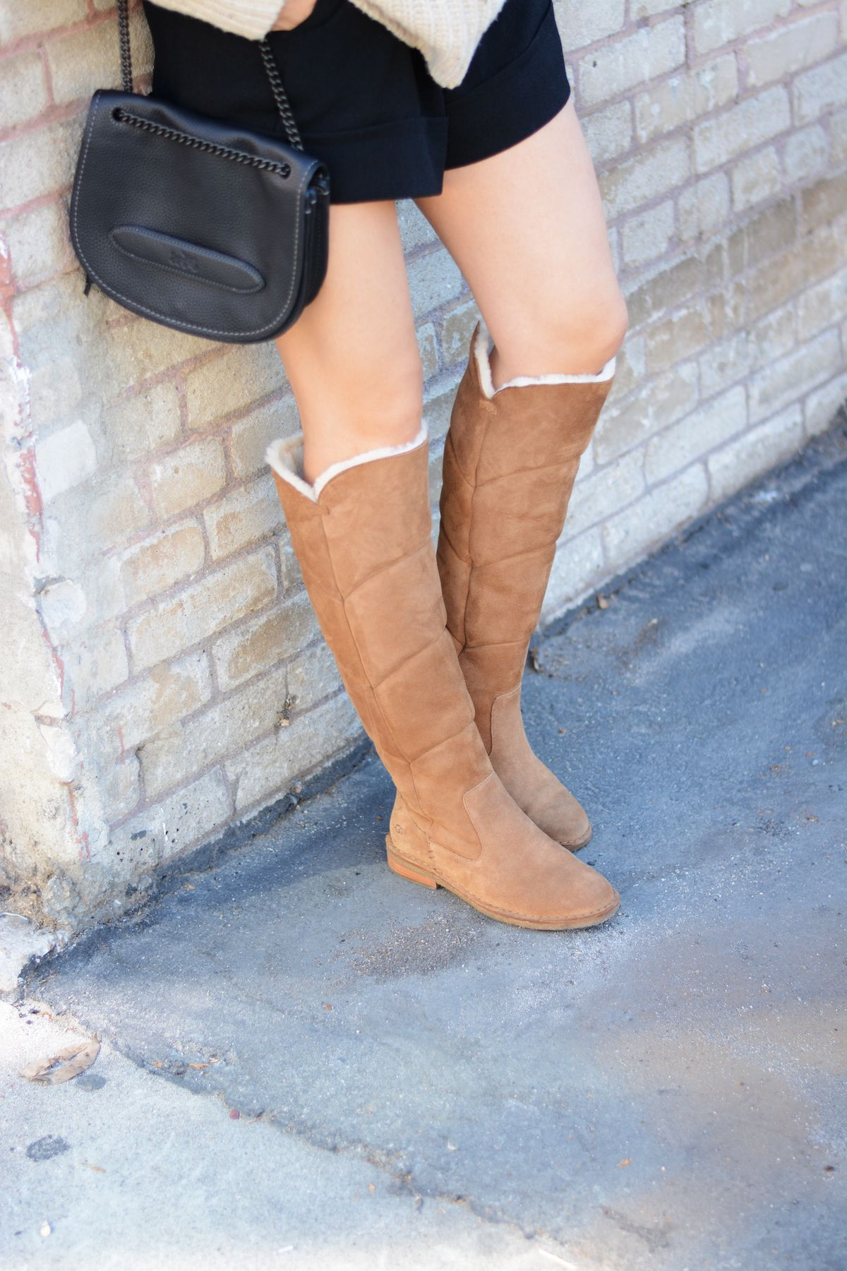 e11d897eb00 UGG knee high boots