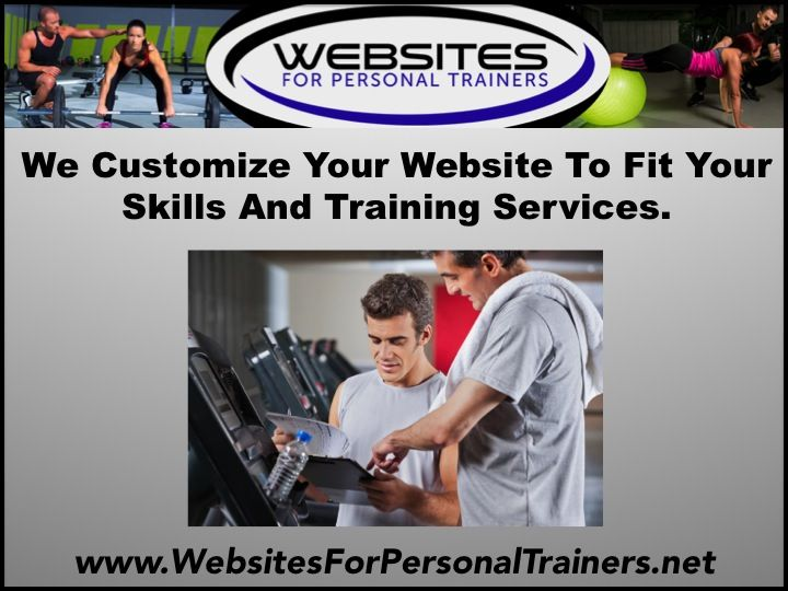 Here at Websites For Personal Trainers we are as dedicated