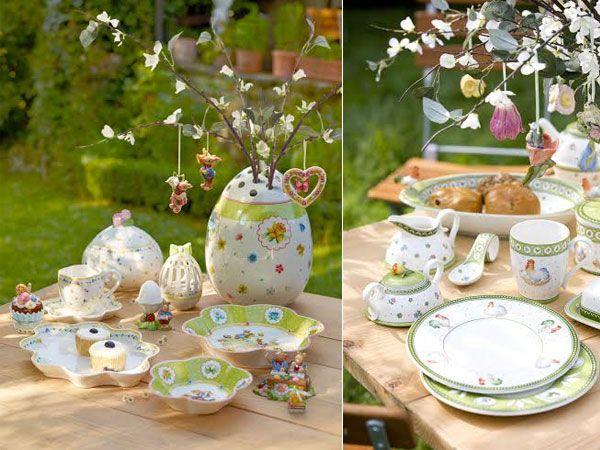 decorazioni floreali, centrotavola e segnaposto. vi diamo qualche ... - Arredare Casa Per Pasqua