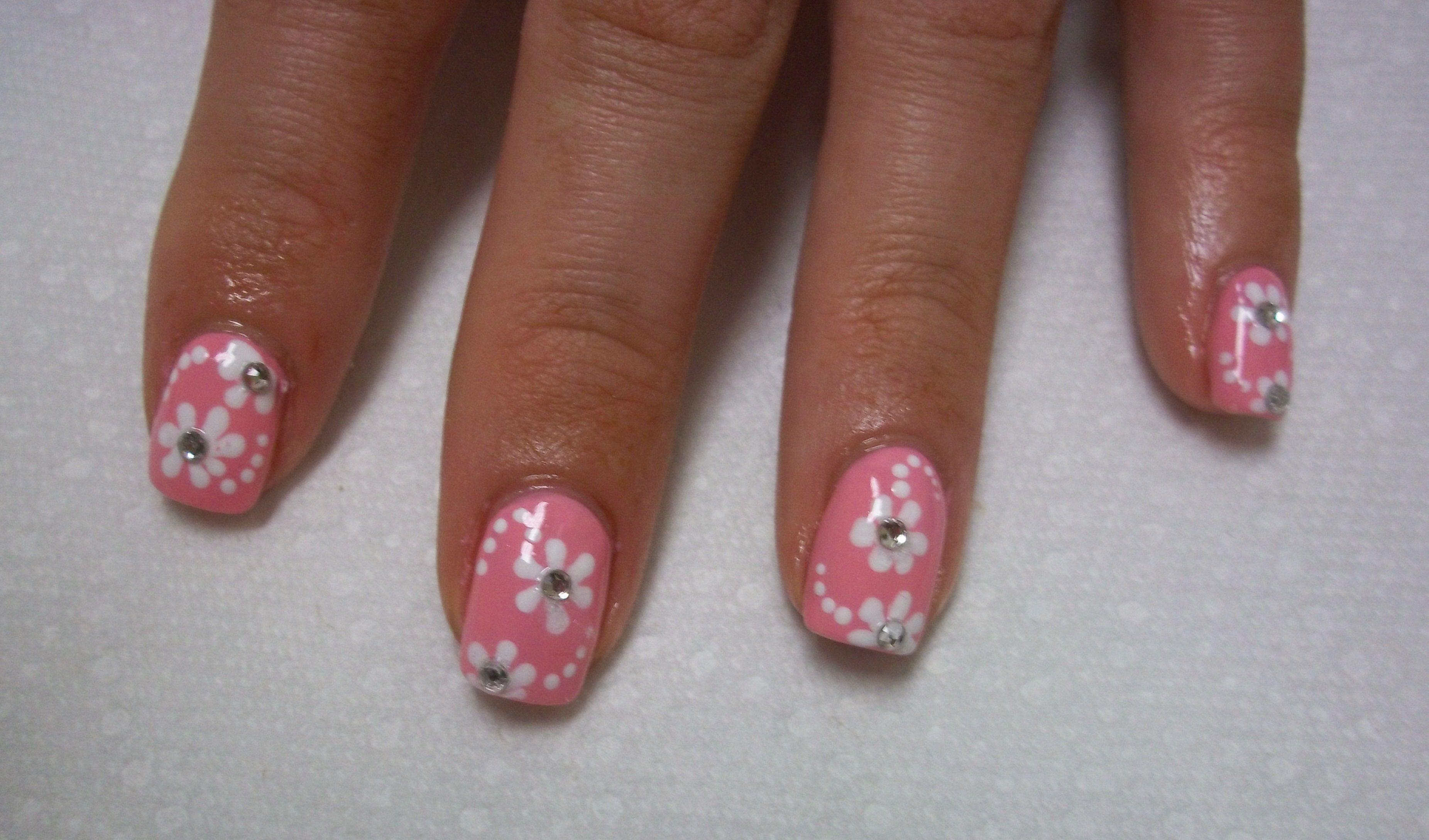 Summer Nail Art 2013 Barb Nott Nail Tech Sarasota Fl 941 371 4999 Nail Art Summer Nails Nail Art Summer