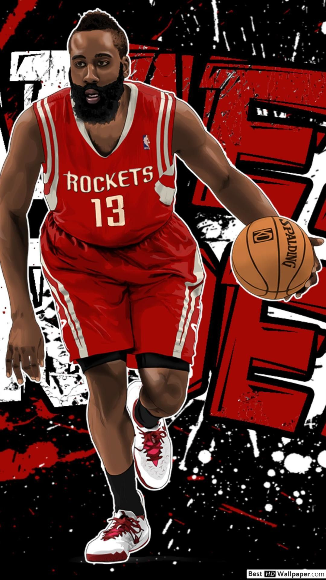 Rocket James Harden Background Image Rocket James