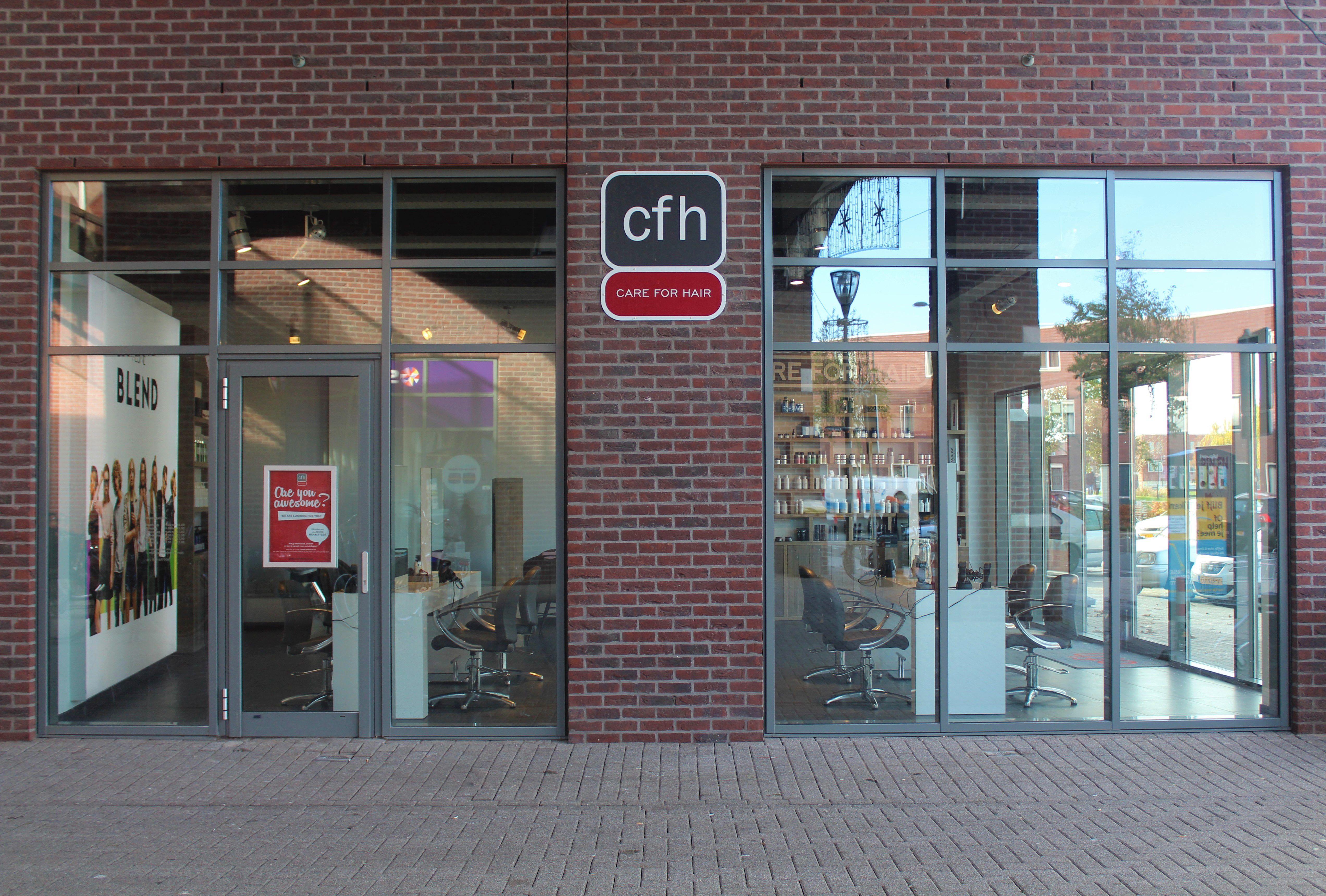 Cfh Assendelft Winkelcentrum De Saen Winkelcentrum Kapper