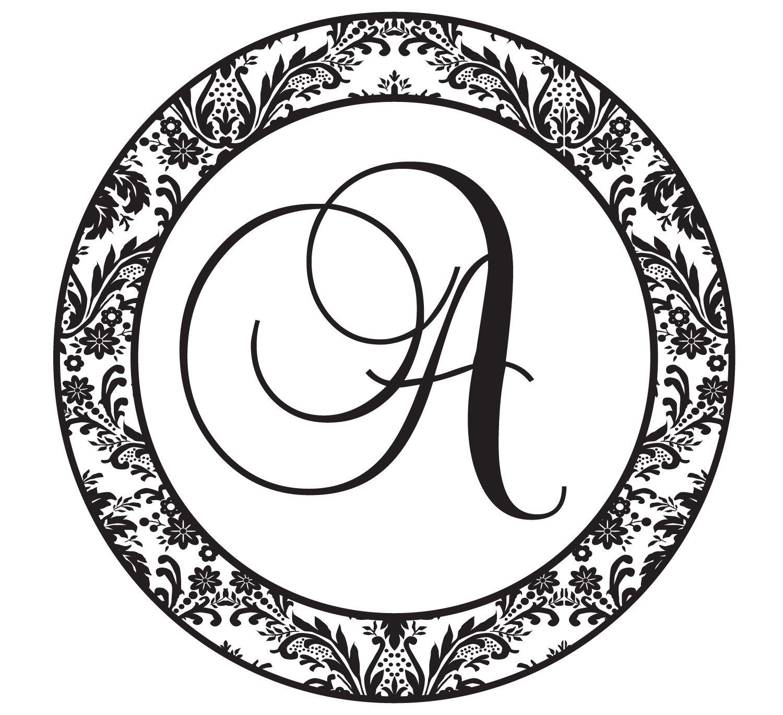 Pin By T N On Monogram