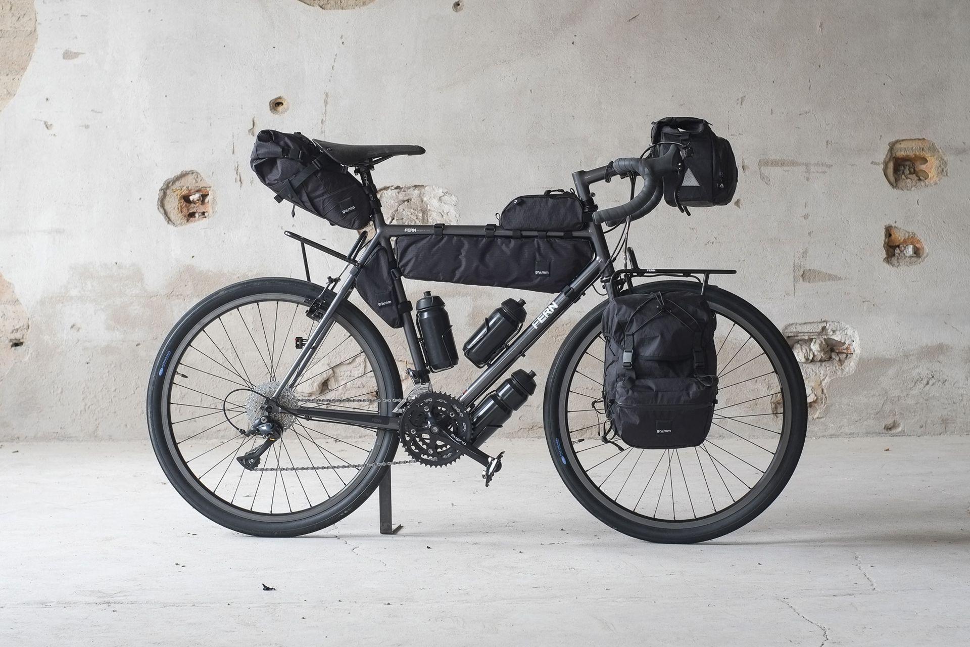 Fern Chacha Touring Bicycle Bike Trips Touring Bicycles