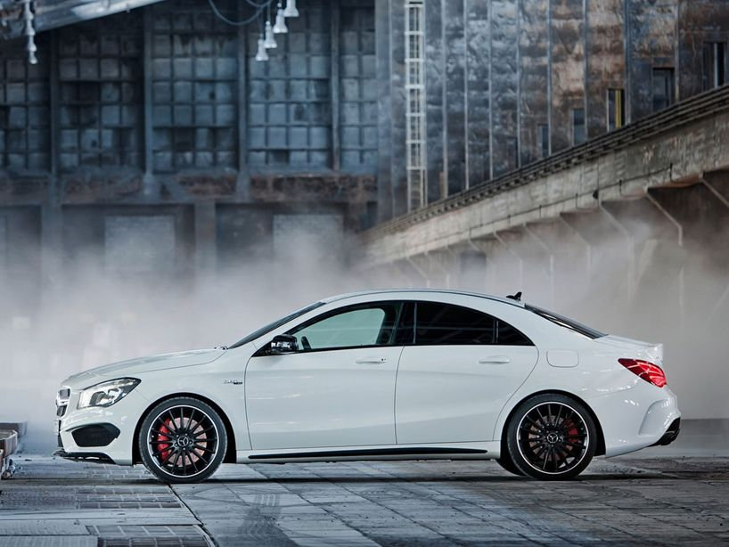 Interview With Mercedes Benz Head Of Design On The Cla Cla 45 Amg Mercedes Benz Cars Coupe Cars
