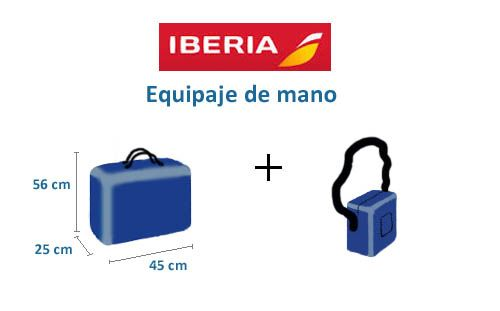 Equipaje mano medidas iberia viajes pinterest equipaje medidas maletas y maletas - Medidas maleta de cabina ryanair ...