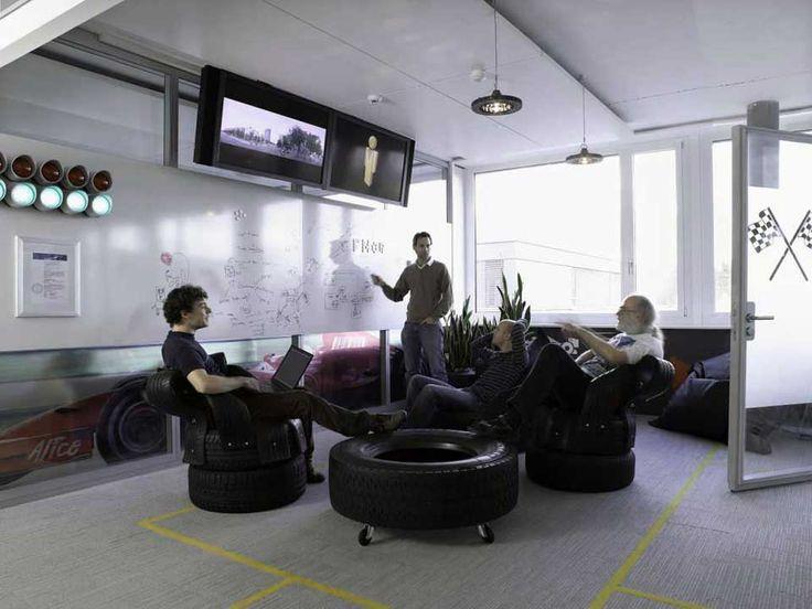 Collaborative Design Thinking Furniture