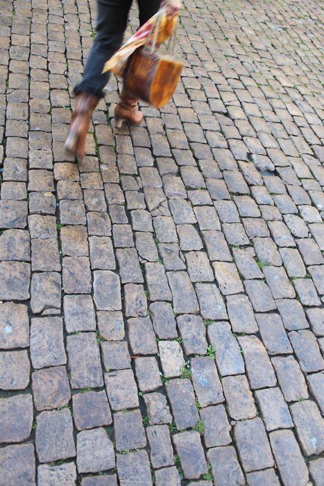 cobblestone ) Jardin Pinterest Pavés, Allées jardin et Dallage