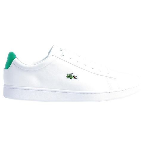 lacoste shoes green white - 58% OFF