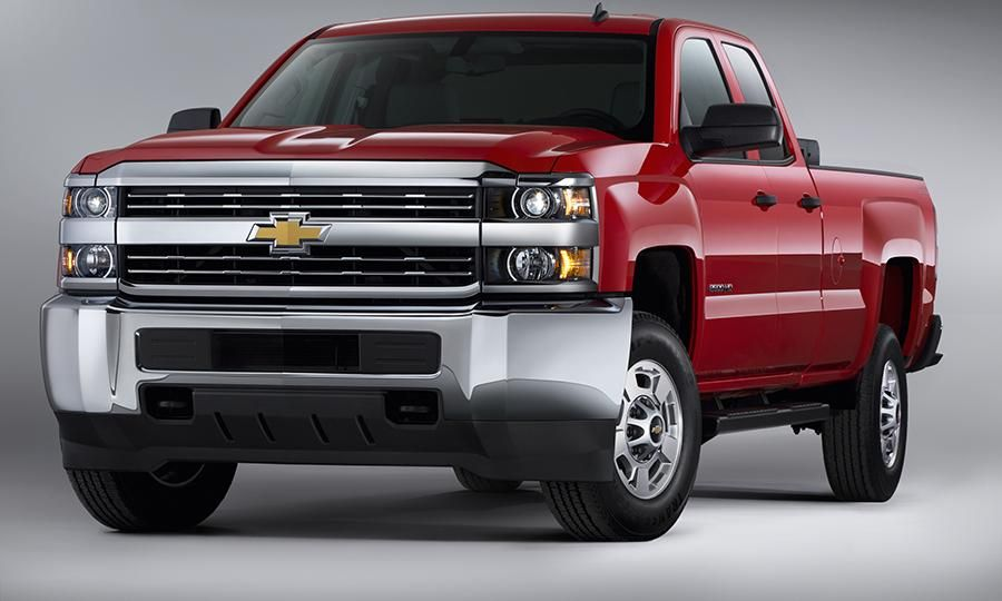 Chevrolet Is Bringing Cng Power To The 2015 Silverado Hd Chevy Silverado Silverado Hd New Chevy Truck