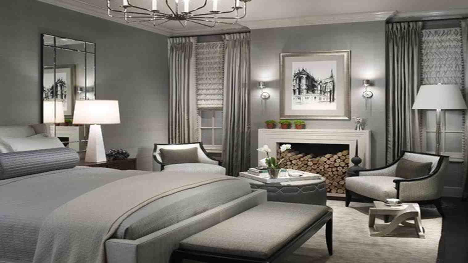 Beautiful Grey Bedroom Ideas
