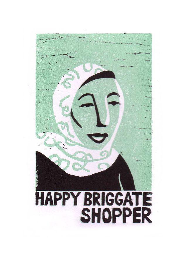 Happy Briggate Shopper card £3.50