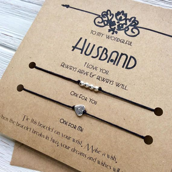 Husband Gift Husband Gift From Wife Valentines Gift For ...