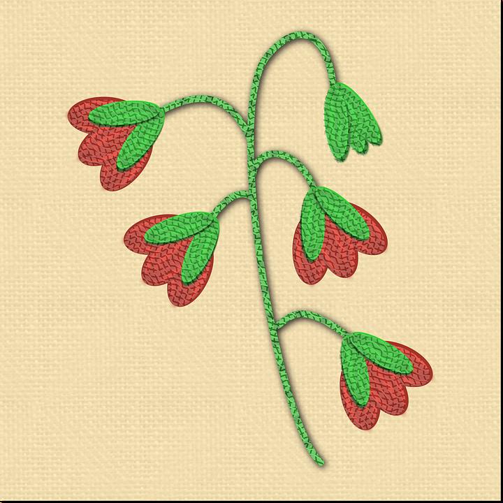 Gambar Gratis Di Pixabay Menyulam Kain Bunga Pola Pola Bordir Sulaman Kain