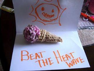 xX The Catalope Blogs Xx: Beat the Heatwave Ice Cream Cone