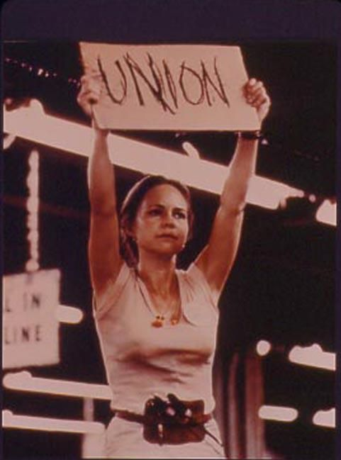 norma rae labor unions essay Labor and feminism of the 1970s norma rae was not the only labor film of the 1970s but it was the most norma rae differed from the previous two labor films in that it was centered around a woman labor activist with faith in the labor unions as a means of deliverance from her less than.
