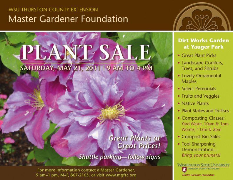 0c1ad96314b3583cb36ab40fa754f1d8 - Washington County Master Gardeners Plant Sale