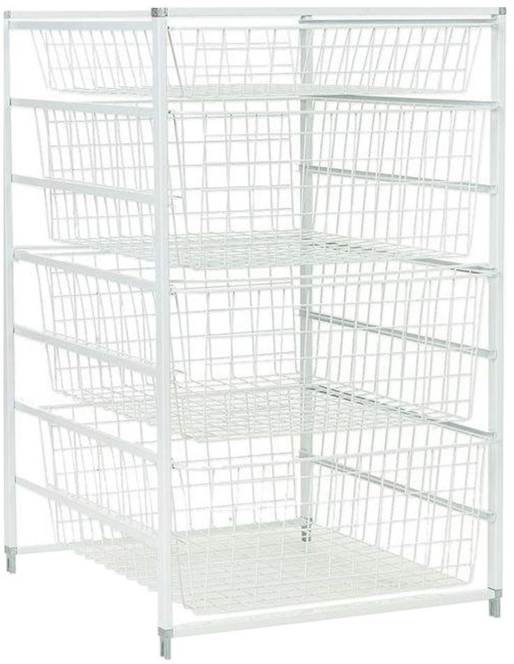 for shelves closet shelving rack white wire closets racks org wood hospee