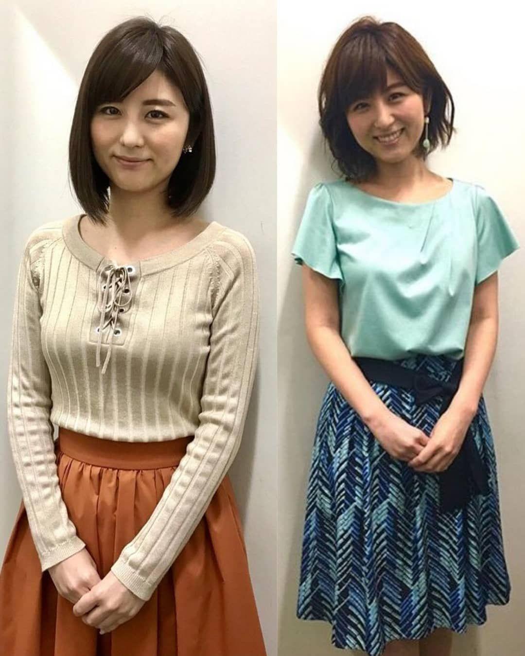 "Liar girl on instagram "" 宇賀なつみ アナウンサー テレビ朝日 ..."