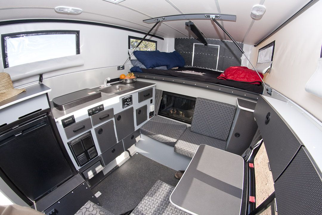 Four Wheel Truck Camper Rental - Self Drive Sportsmobile and Four ...