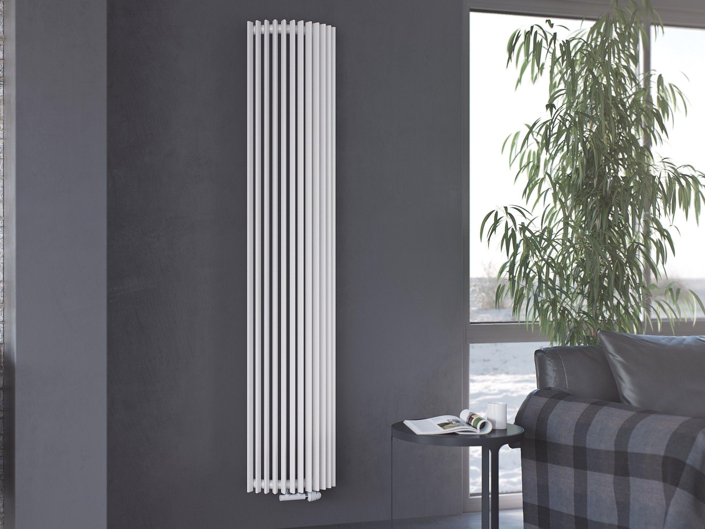 Halbrunde Rohrenheizkorper 180x34 Cm 920 Watt Bad Design Heizung Design Heizkorper Bad Design Wohnen