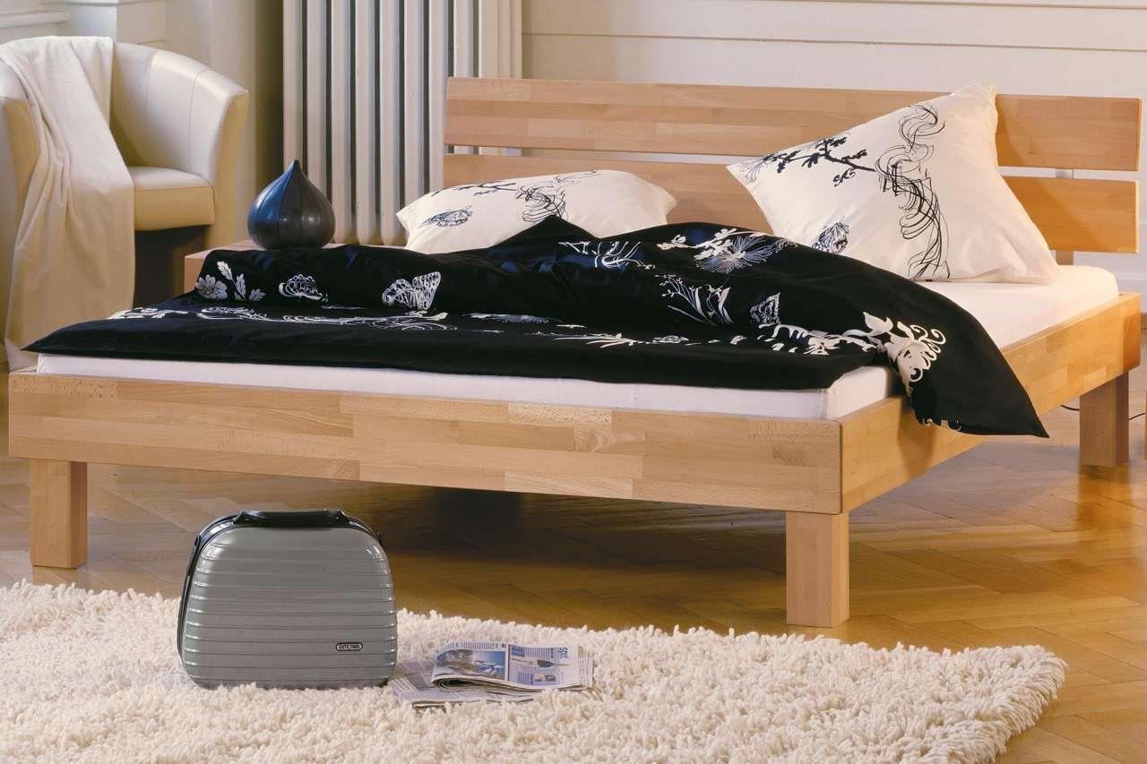 Hasena Bett Wood Line Classic Duo Cantu 140x200 Cm In 2020 Bett Modern Bett Holz Hasena