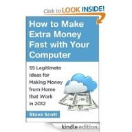 55 Ways on How to Make Extra Money Fast Online with Your Computer --- www.amazon.com/...