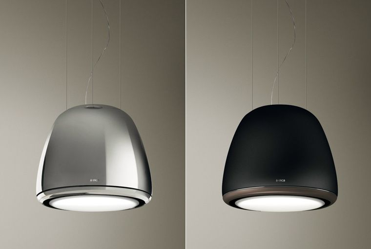 Cappa o lampada Édith by elica kitchen dining cooker hoods