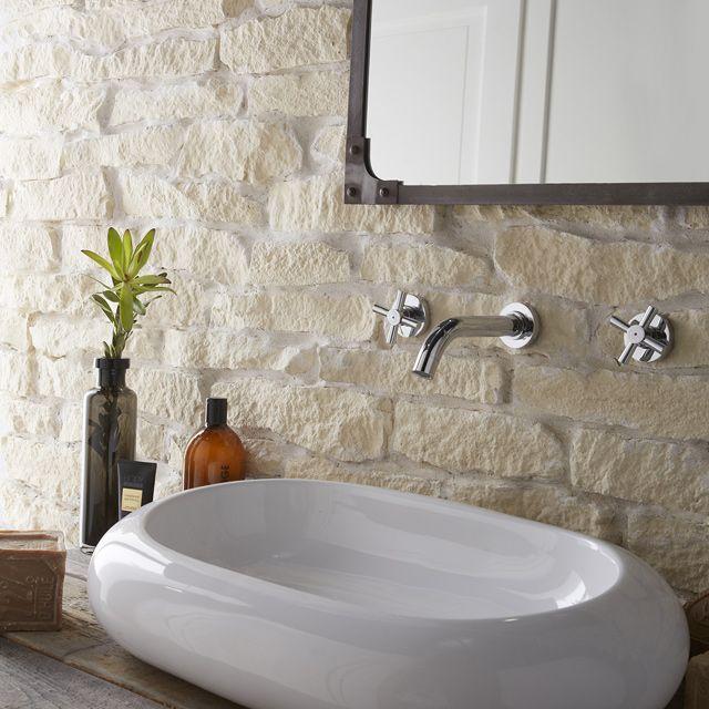 plaquette de parement bourgogne castorama mur home. Black Bedroom Furniture Sets. Home Design Ideas