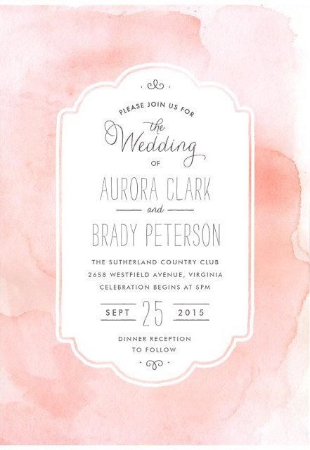 12 Chic Online Wedding Invites That Make the Case for Going - invitation template online