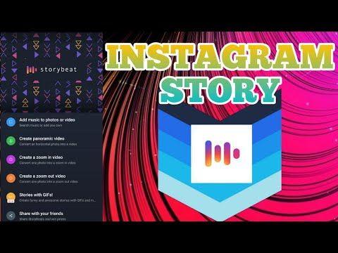 CARA MENAMBAHKAN LAGU DI INSTAGRAM STORY 2019 #STORYBEAT ...