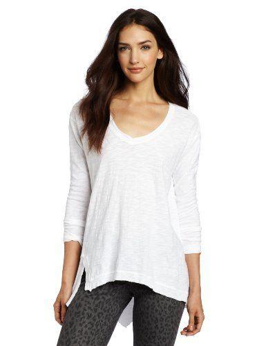 Wilt Women's Big Vent Slant Knit Top, White, X-Small Wilt,http://www.amazon.com/dp/B009CKPZNQ/ref=cm_sw_r_pi_dp_NhLorb0V6MDDV2ZN