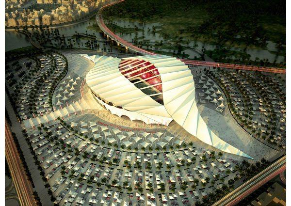 Qatar 2022 World Cup Stadiums Seni