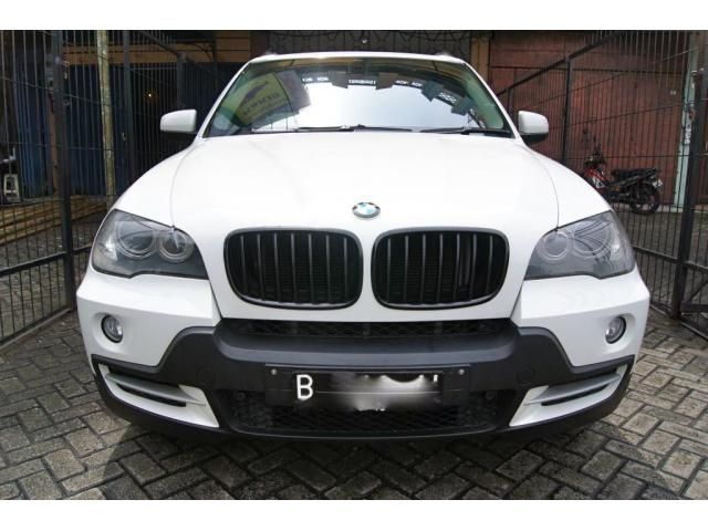 Bmw X5 3 0 Si Executive I Drive 2008 White Full Original Bmw