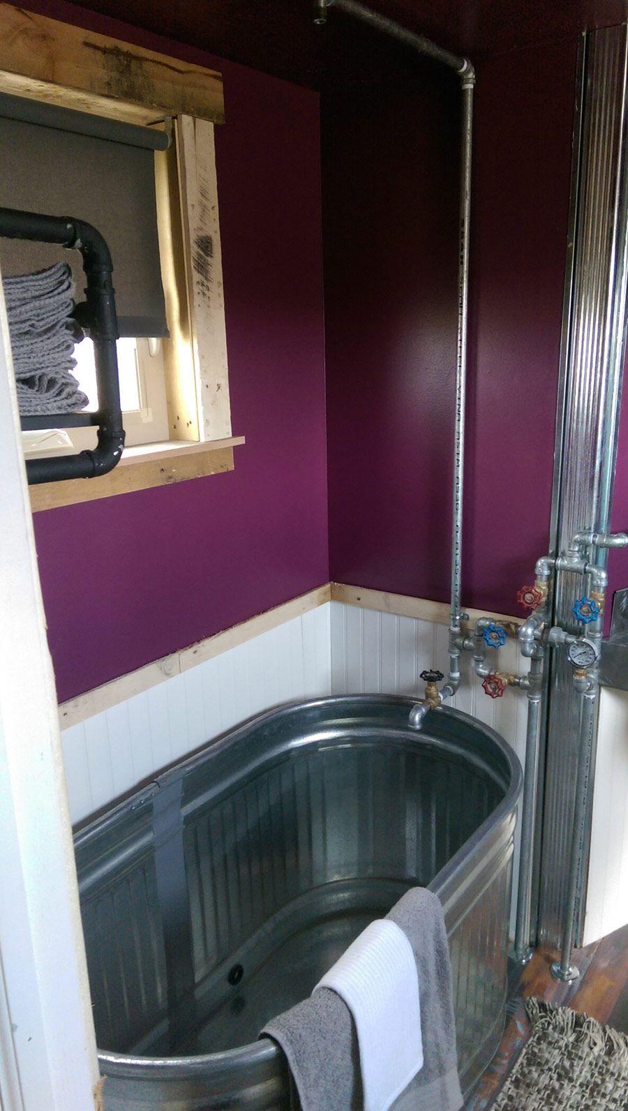 Tiny House Bathroom. BestWholeWorld