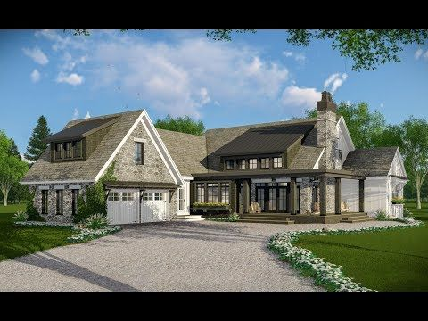 Plan 14664rk modern farmhouse perfection with rustic charm architectural design house plans rustic charm and modern farmhouse